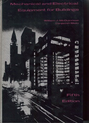 9780471584315: Mechanical and Electrical Equipment for Buildings
