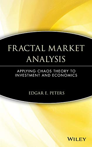 9780471585244: Fractal Market Analysis: Applying Chaos Theory to Investment and Economics