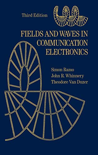 9780471585510: Fields and Waves in Communication Electronics