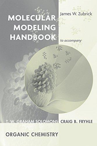 9780471585800: Molecular Modeling Handbook to accompany Organic Chemistry, 8e