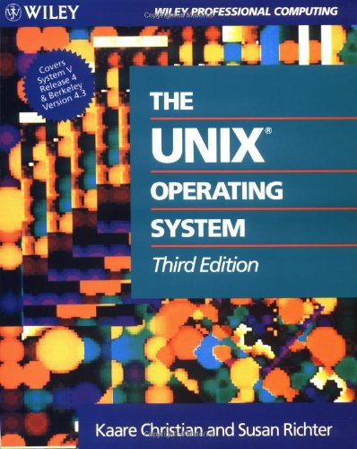 9780471586845: The UNIX?Operating System