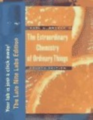 9780471588399: The Extraordinary Chemistry of Ordinary Things, with Late Nite Labs