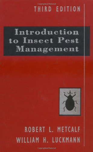 9780471589570: Introduction to Insect Pest Management, 3rd Edition