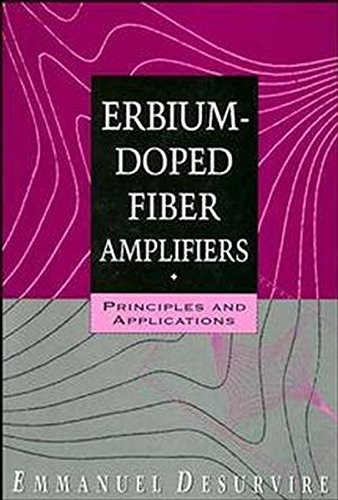 9780471589778: Erbium-Doped Fiber Amplifiers: Principles and Applications