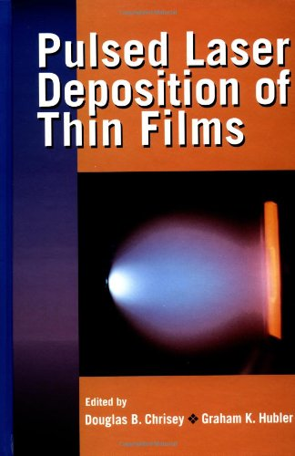 9780471592181: Pulsed Laser Deposition of Thin Films