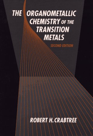 9780471592402: The Organometallic Chemistry of the Transition Metals