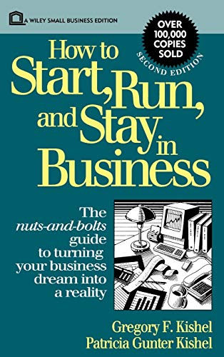 9780471592549: How to Start, Run, and Stay in Business, 2nd Edition