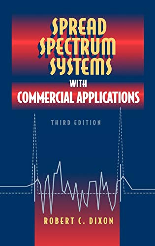 9780471593423: Spread Spectrum Systems with Commercial Applications