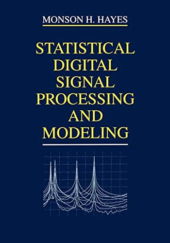 9780471594314: Statistical DSP