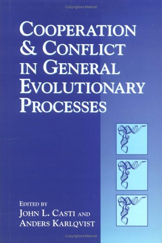 9780471594871: Cooperation and Conflict in General Evolutionary Processes