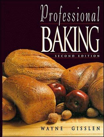 9780471595090: Professional Baking