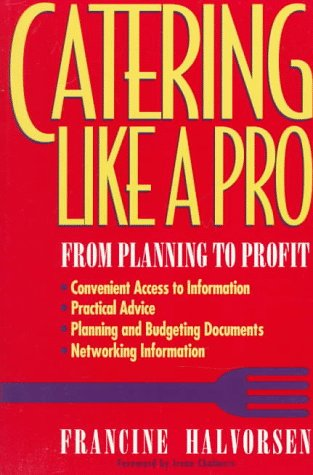 9780471595229: Catering Like a Pro: From Planning to Profit