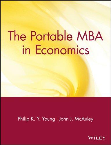 9780471595267: The Portable MBA in Economics