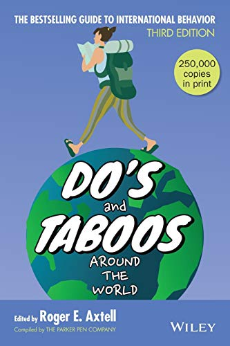 9780471595281: Do's and Taboos Around the World