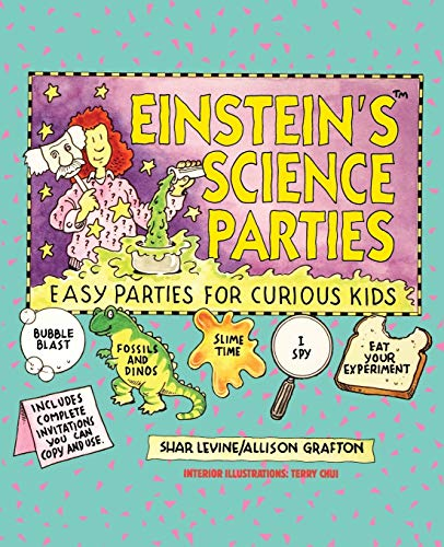 9780471596462: Einstein's Science Parties: Easy Parties for Curious Kids