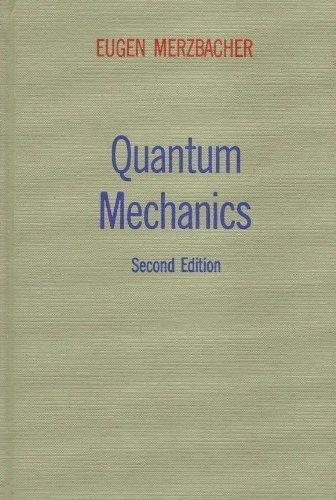 9780471596707: Quantum Mechanics