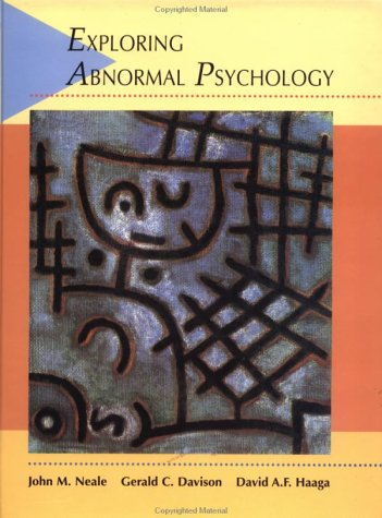 9780471596738: Exploring Abnormal Psychology