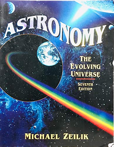 9780471597391: Astronomy: The Evolving Universe