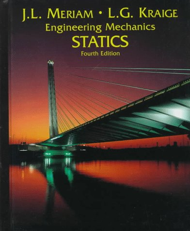 engineering mechanics statics meriam pdf