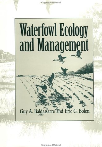 9780471597704: Waterfowl Ecology and Management