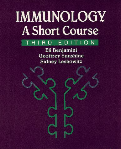 9780471597919: Immunology: A Short Course (Short Course Series)