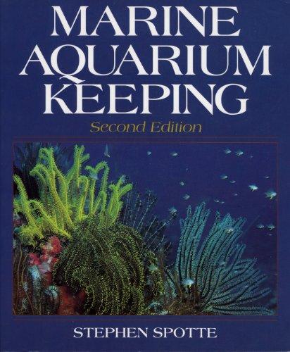 9780471598244: Marine Aquarium Keeping