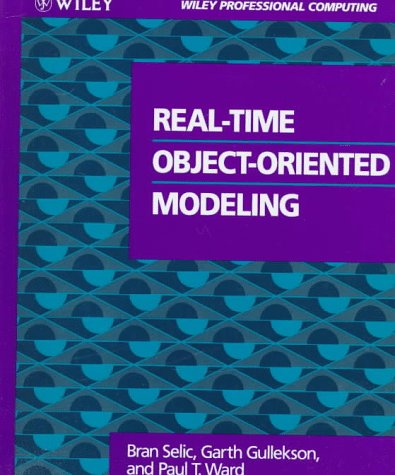 9780471599173: Real-Time Object-Oriented Modeling