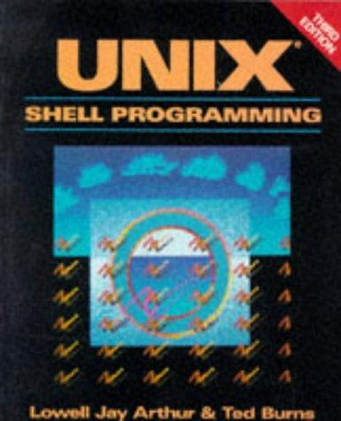 9780471599418: UNIX Shell Programming, 3E