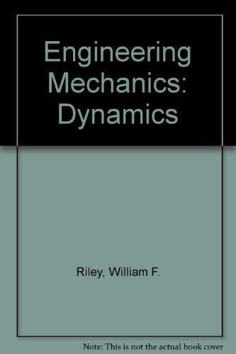 9780471599692: Engineering Mechanics: Dynamics