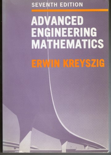 9780471599890: Advanced Engineering Mathematics