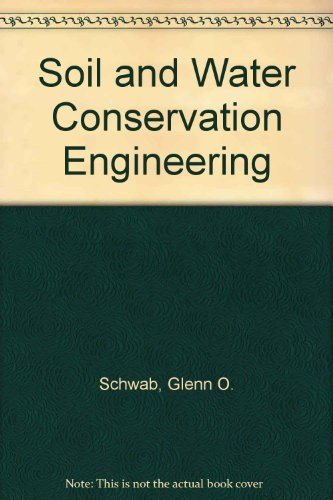 Fangmeier Soil Water Conservation Engineering Abebooks