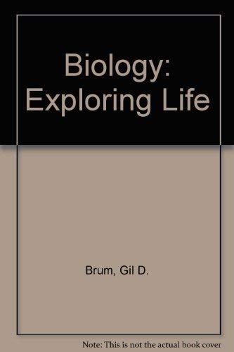 9780471600008: Biology: Exploring Life