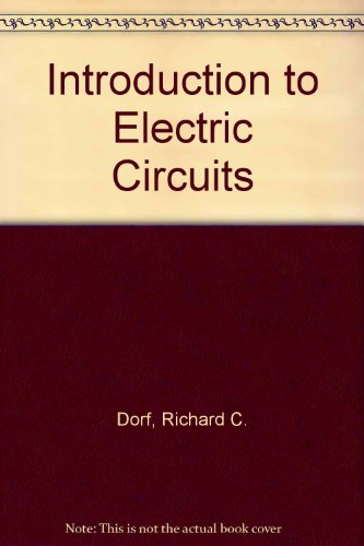9780471600114: Introduction to Electric Circuits