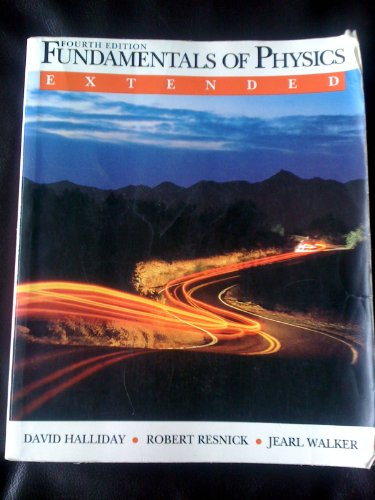 9780471600121: Fundamentals of Physics