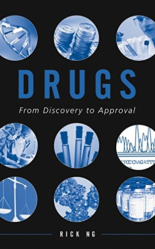 9780471601500: Drugs from Discovery to Approval
