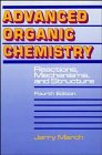 9780471601807: Advanced Organic Chemistry: Reactions, Mechanisms, and Structure
