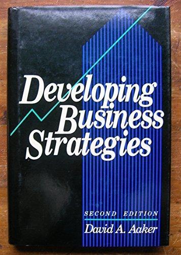9780471602965 Developing Business Strategies Wiley Series