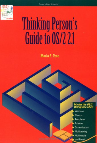 9780471603061: Thinking Person's Guide to OS/2 2.1
