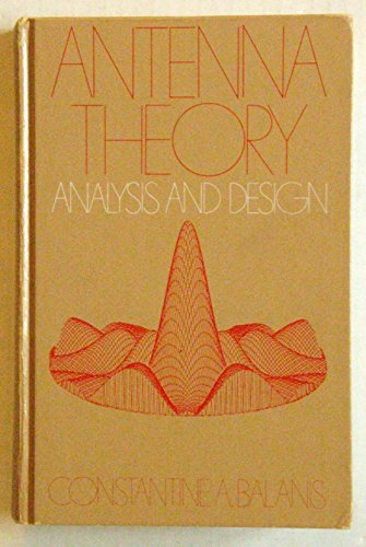 9780471603528: Antenna Theory: Analysis and Design