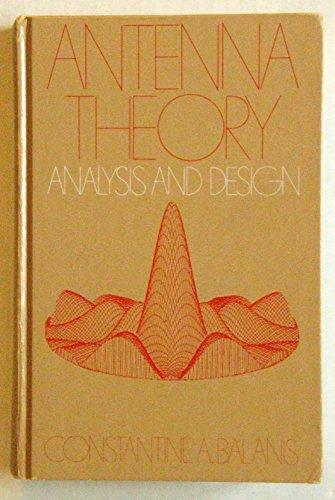9780471603528: Antenna Theory: Analysis and Design