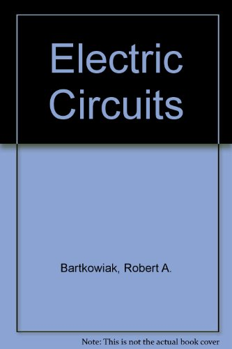 9780471603542: Electric Circuits