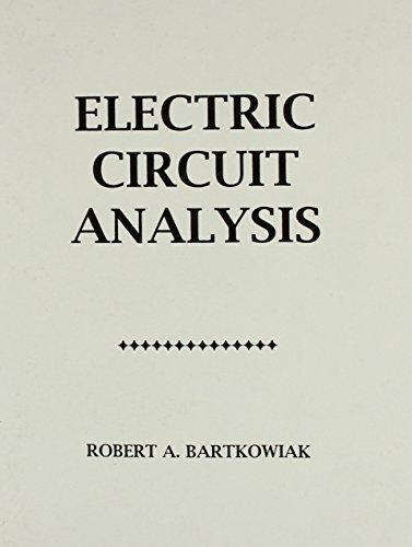 9780471603559: Electric Circuit Analysis