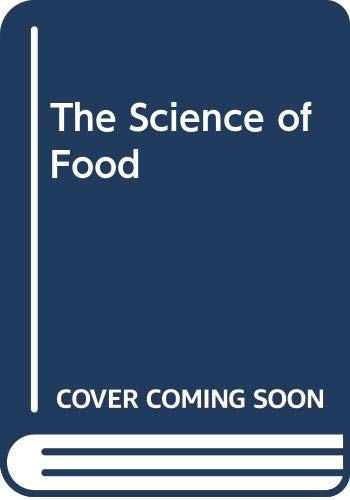 9780471603795: The Science of Food