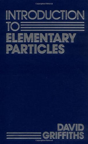 9780471603863: Introduction to Elementary Particles