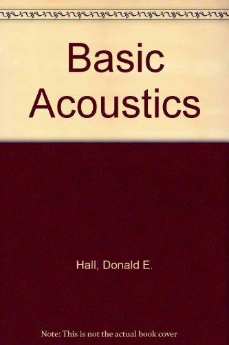 9780471603870: Basic Acoustics