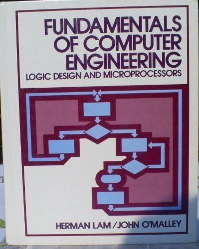 9780471605010: Fundamentals of Computer Engineering: Logic Design and Microprocessors