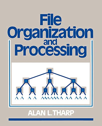 9780471605218: File Organization and Processing