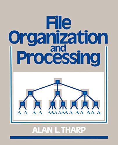 9780471605218: File Organization & Processing