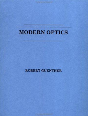 9780471605386: Modern Optics