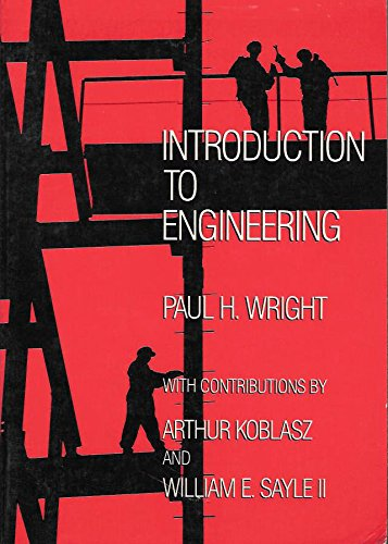 9780471605669: Introduction to Engineering